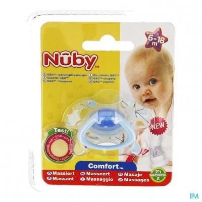 Nûby Geo™ Orthodontische fopspeen - 6-18m