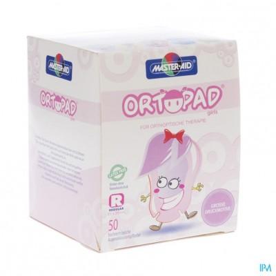 Ortopad Regular For Girls Oogpleister 50 73224