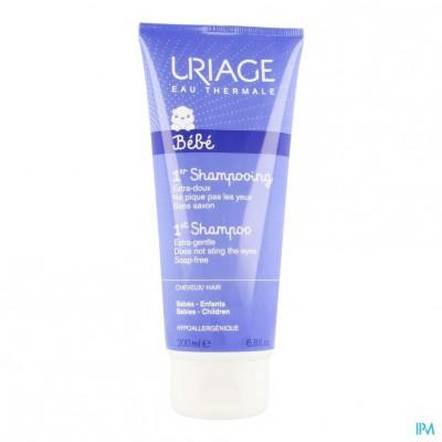 Uriage Ste Shampoo Extra Zacht Zeepvrij Tube 200ml