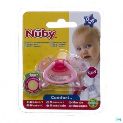 Nûby Geo™ Orthodontische fopspeen - 0-6m