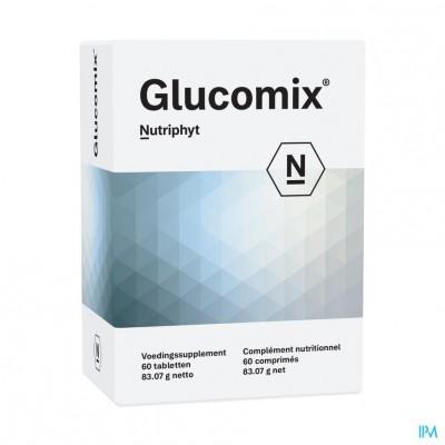 Glucomix 60 tab 6x10 blisters