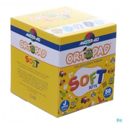 Ortopad Soft Boys Junior 67x50mm 50 72241