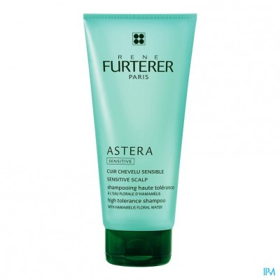 Furterer Astera Sensitive Sh Hoge Tolerantie 200ml
