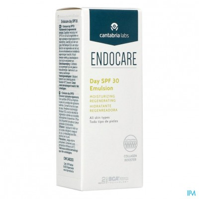 Endocare Day Ip30 Emuls Tube 40ml