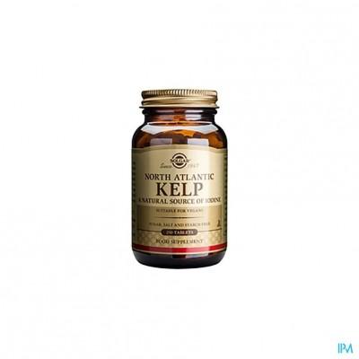 Solgar Kelp Jodium Comp 250