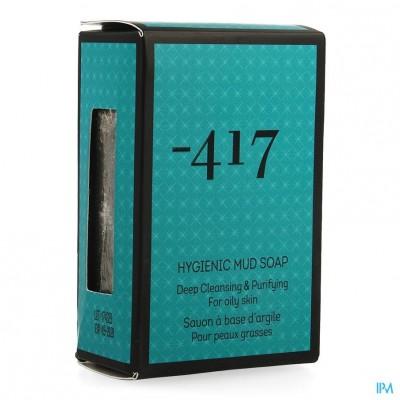 Minus 417 Hygienic Mud Soap 125gr
