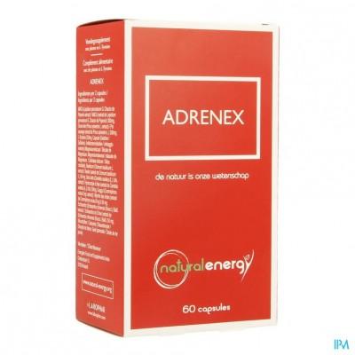 Adrenex Natural Energy Gel 60