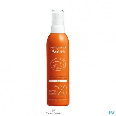 Avene Zon Spray Ip20 200ml