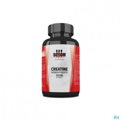 Booom Creatine Monohydrate 1000mg Comp 60