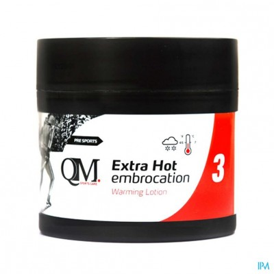 Qm Extra Hot Embrocation 200ml