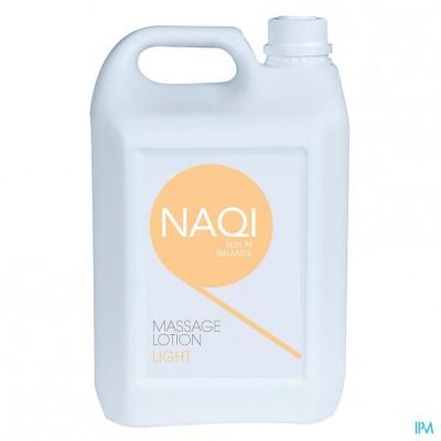 NAQI Massage Lotion Light 5l