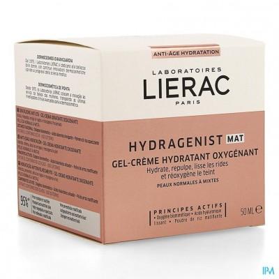 Lierac Hydragenist Gel-creme Pn-m Pot 50ml