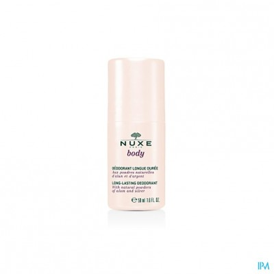 Nuxe Body Deodorant Duo Roll-on 2x50ml
