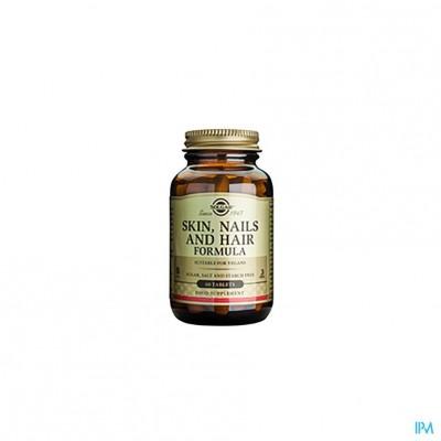Solgar Skin Nails And Hair Formula Comp 60