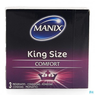 Manix King Size Condomen 3