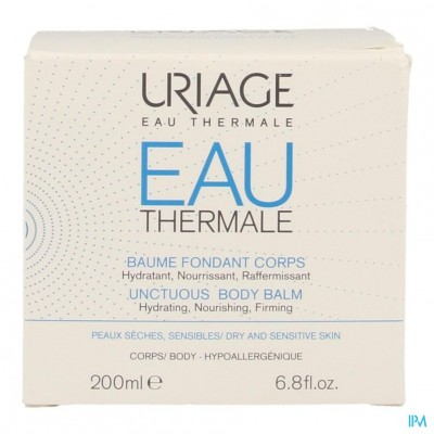 Uriage Balsem Fondant Lichaam 200ml