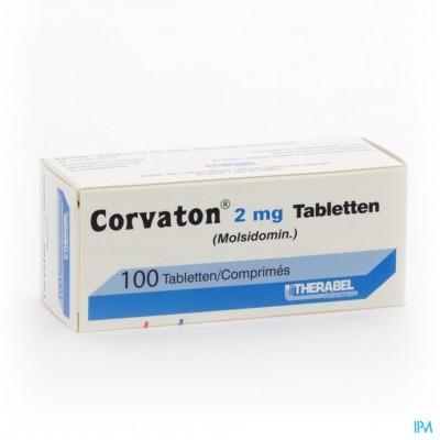 Corvaton Comp 100 X 2mg