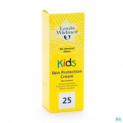 Widmer Sun Kids Skin Protect.cr 25 N/parf Tb 100ml