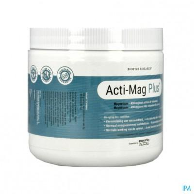 Acti-mag Plus Pdr Pot 200g