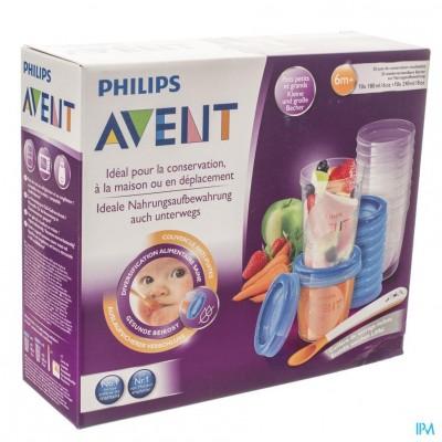Philips Avent Via Natural Hapjesset SCF721/20