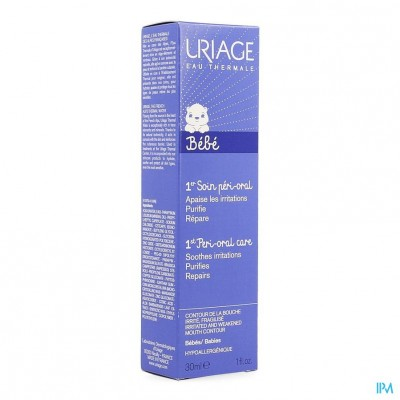 Uriage Bb Peri-oral Creme Tube 30ml