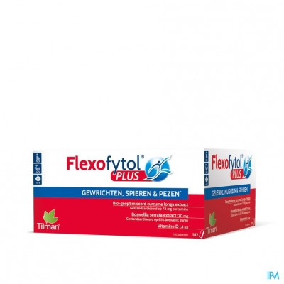 Flexofytol Plus  182 tab