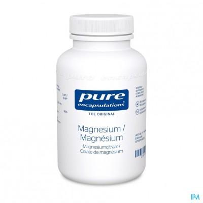 Pure Encapsulations Magnesium Citraat Caps 90