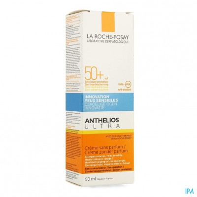 La Roche Posay Anthelios Ultra Creme Ip50+ N/parf 50ml