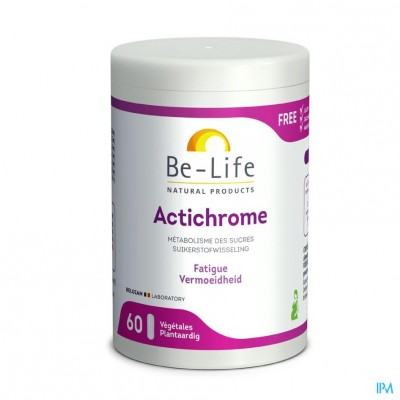 Actichrome Mineral Complex Be Life Nf Gel 60