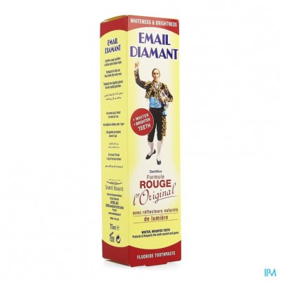 Email Diamant Tandpasta Formule Rouge 75ml