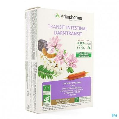 Arkofluide Transit Bio Amp 20