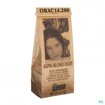 Amanprana Alpin Blond Light Tarwekiemen 400g