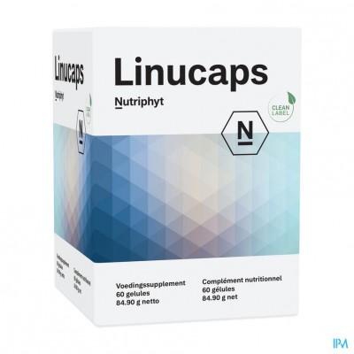 Linucaps 60 SOFTGELS 6x10 BLISTERS