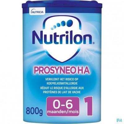 Nutrilon Prosyneo HA 1 poeder 800g Volledige zuigelingenvoeding