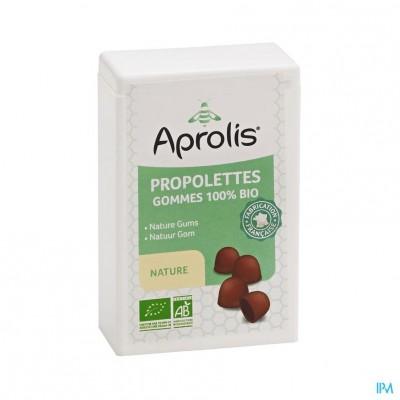 Aprolis Propolettes Natuur Bio Gom 50g