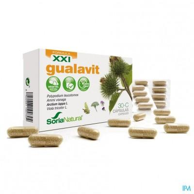Soria 30-C Gualavit XXI 30 caps