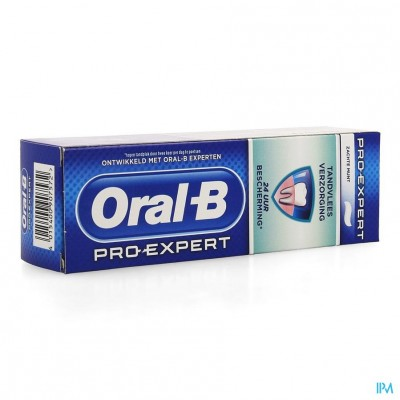 Oral B Pro Expert Sterke Tanden Tandpasta 75ml