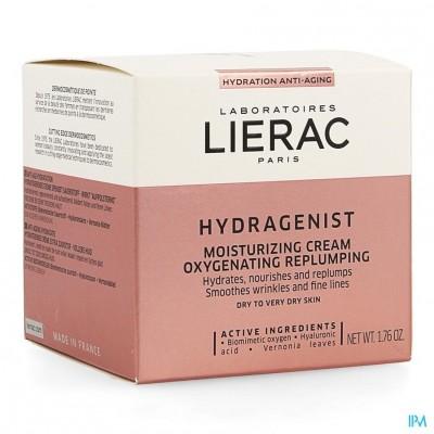 Lierac Hydragenist Creme Ps-pts Pot 50ml