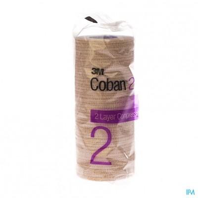 Coban 2 3m Compressiezwachtel 15,0cmx2,70m 1 20026