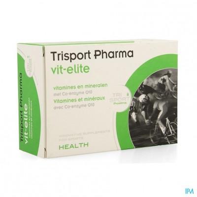 Trisportpharma Vit-elite Tabl 60