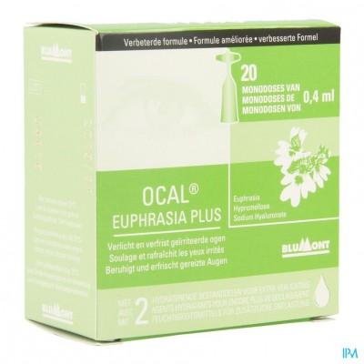 Ocal Euphrasia Plus Monodosis 20