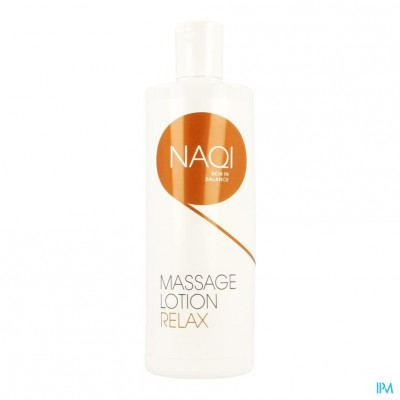 NAQI Lotion Massage Relax 500ml