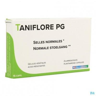 Taniflore Pg Pharmagenerix Caps 15