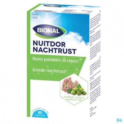 Bional Nuitdor Caps 80
