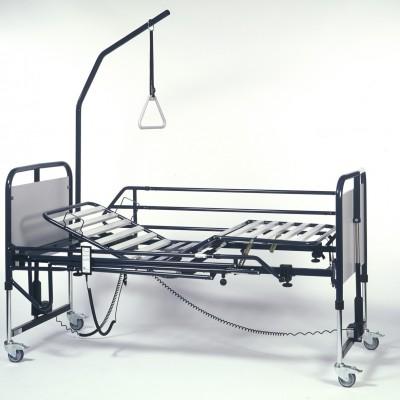 BED VM ELECTR HOOG-LA RUG+VOET